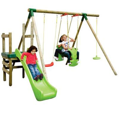tikes swing slide tikes strasbourg swing and slide set the