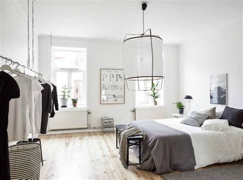 bedroom wear open closet ideas for small spaces