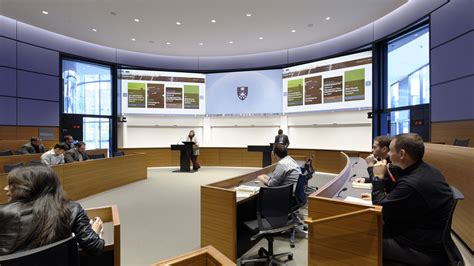 Yale Business School Mba by Yale School Of Management Foster Partners Archdaily
