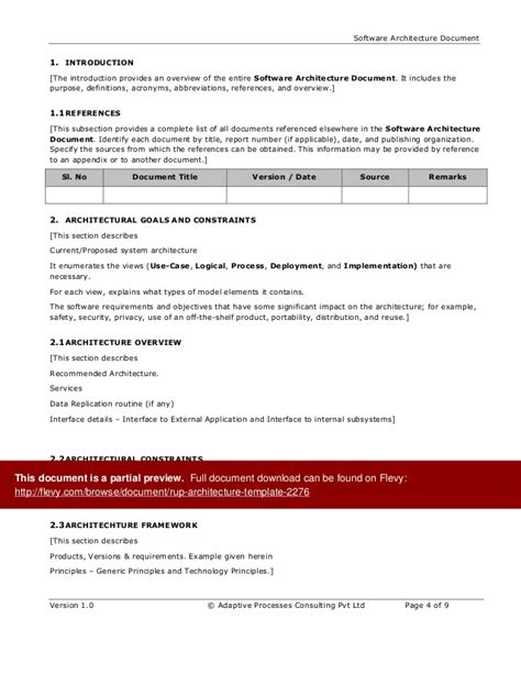 Rup Document Templates rup document templates image collections templates