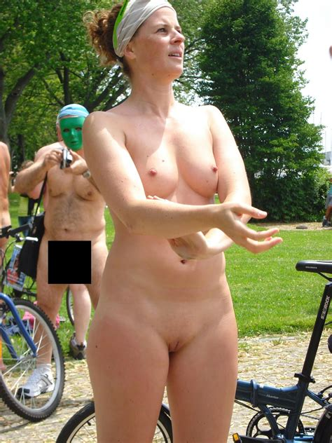 Public Nudity Project Toronto Canada