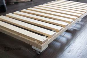 How To Make A Platform Bed With Drawers by A Mom Nearly Stacks Pieces Of Wood For Her Baby When I