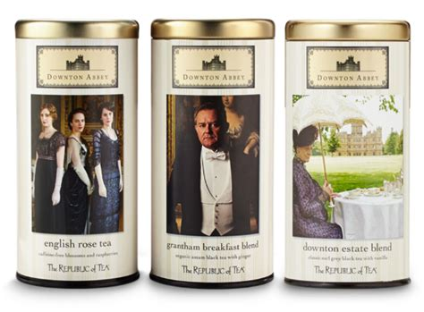 downton abbey teas even lady grantham would approve