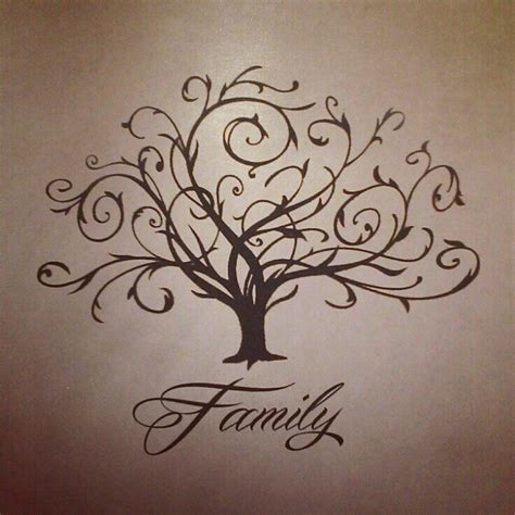 tribal tattoos that represent family family tree tattoos let your family you them