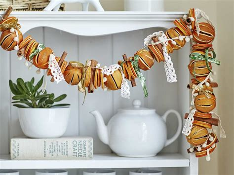 drying out oranges decorations home decorating