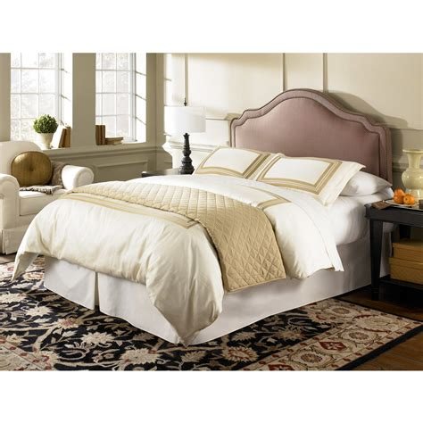 Fashion Bed Saint Marie Queen Full Size Upholstered