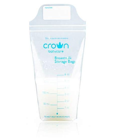 Crown Kantong Asi by Kantong Asi Crown Breast Milk Bag Asibayi