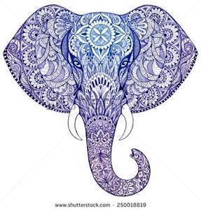 die besten 17 ideen zu mandala elephant auf pinterest henna tattoos elefanten henna elefanten