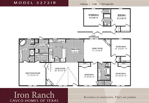 chion mobile homes floor plans www dobhaltechnologies com 4 bedroom 2 bath wide chion