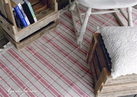Rug Hack by Hack Create A Cheap Big Rug Byannika
