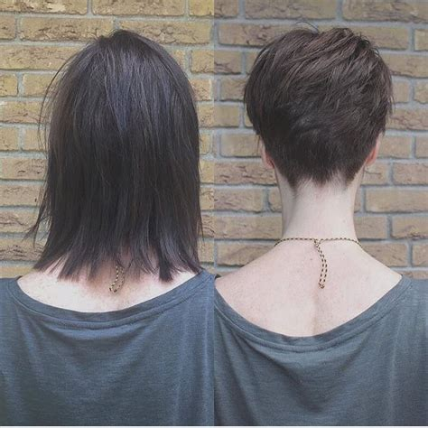 hairstyles for thin lank hair 10 long pixie hairstyles to fit flatter women short
