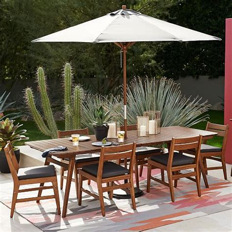 best outdoor chair for bad back mid century outdoor dining sets auburn west elm mid
