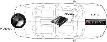 clarion cz102 wiring diagram 28 wiring diagram images