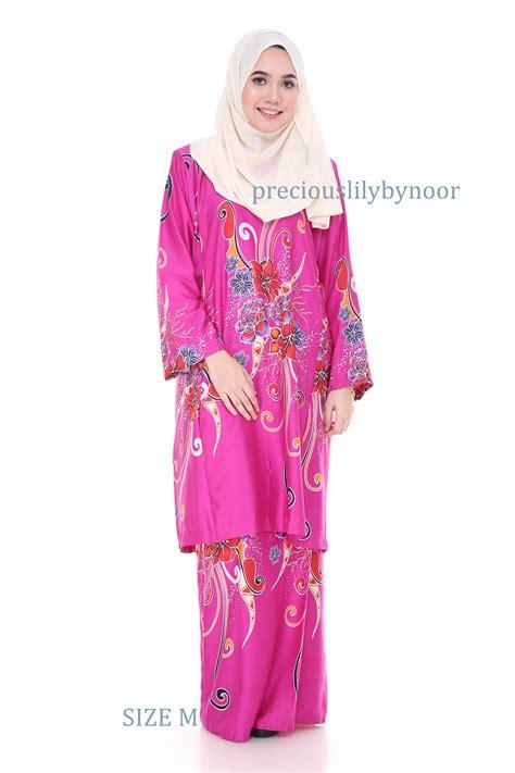 Baju Agya Blouse Bnd baju kurung batik pahang