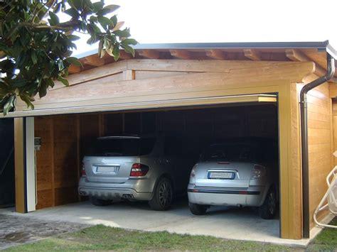 box per auto carport verona carport in legno antigrandine