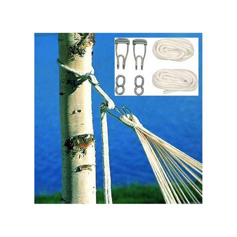 jobek hängematte fixation hamac ropepro jobek pour arbres