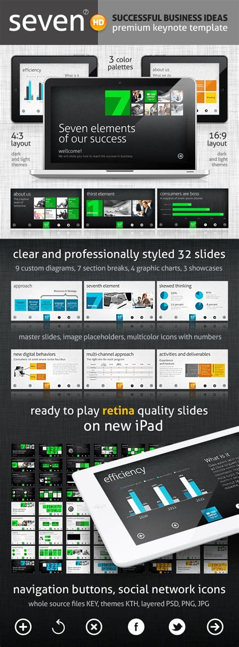 keynote themes academic 12 best powerpoint inspiration images on pinterest