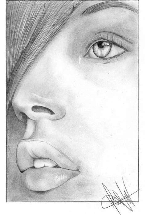 imagenes para dibujar a lapiz rostros m 225 s de 25 ideas incre 237 bles sobre dibujos a lapiz dificiles