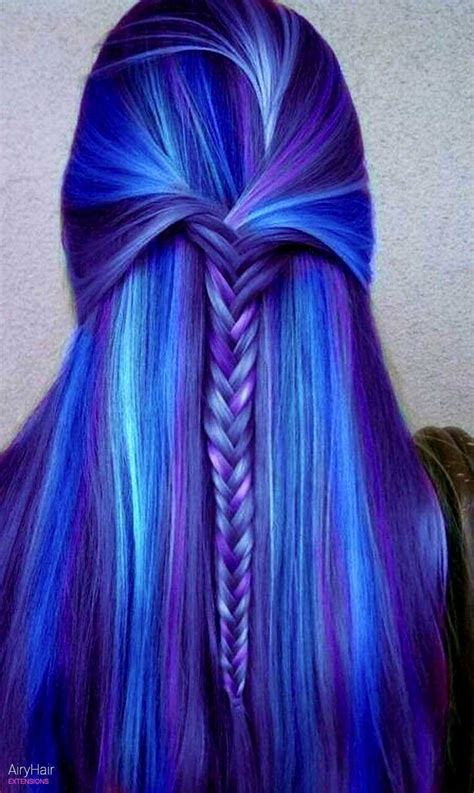 hairstyles crazy color 20 crazy rainbow hair color ideas for 2016