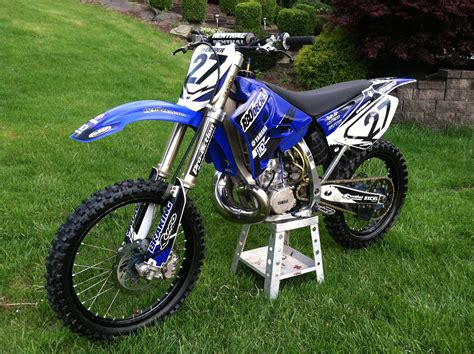 motocross bike setup yz 250 2 stroke 2015 autos post