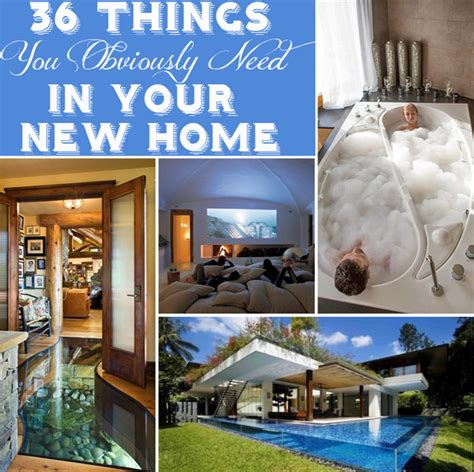 things you need for house 36 things you obviously need in your new home