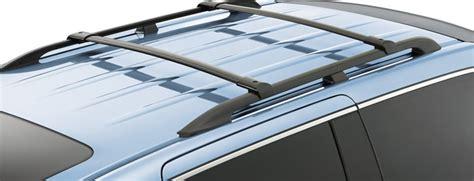 Cross Bar Model Jepit Mobil Honda Jazz 2005 permananet roof rack unofficial honda fit forums