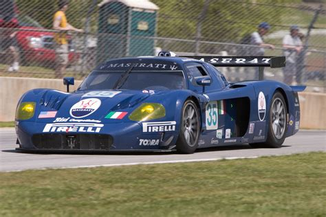 maserati mc12 race car maserati mc12 group gt 2004 racing cars