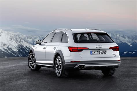 suv wagen 2017 audi a4 allroad the rugged wagon alternative for