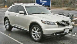 2006 Infiniti Suv Models 2006 Infiniti Fx35 Information And Photos Momentcar