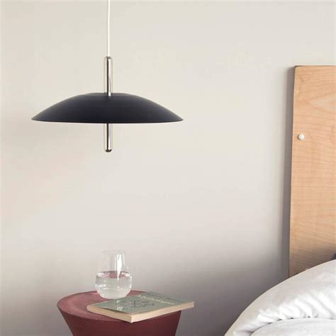 Pendant L Bedroom by Signal Pendant Light From Souda Black And Nickel Accents
