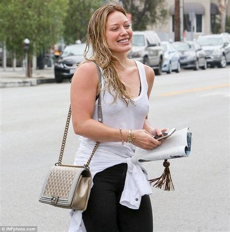 Duff Tank 1000 images about hilary duff on split skirt distressed and mike d antoni