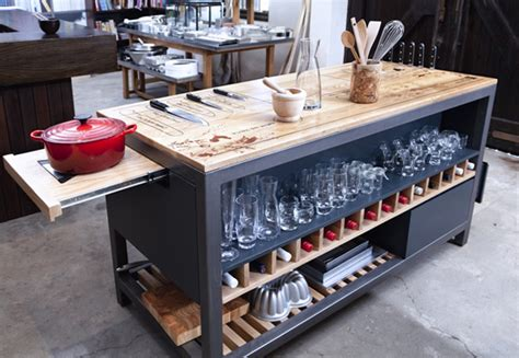table mise the mise en place work table chefs warehouse