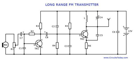 reactance transistor fm transmitter fm transmitter circuit diagram using transistor 28 images make this simple fm radio circuit