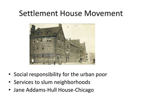 settlement house movement ppt 15 1 immigration powerpoint presentation id 2601152