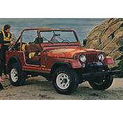 Russet 1979 Jeep CJ 7 Renegade  Paint Cross Reference