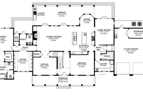 contemporary colonial house plans two story farmhouse 2 story colonial floor plans colonial