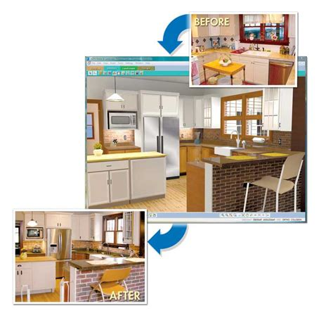 Hgtv Kitchen Design Software | hgtv home design remodeling suite pc software amazon ca