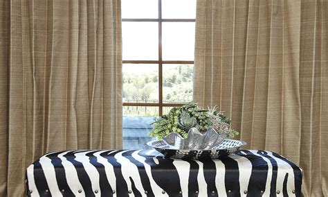curtains 125 inches long hand woven silk matka drapestyle