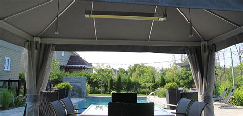 Patio Heating Systems outdoor heating system montreal outdoor living