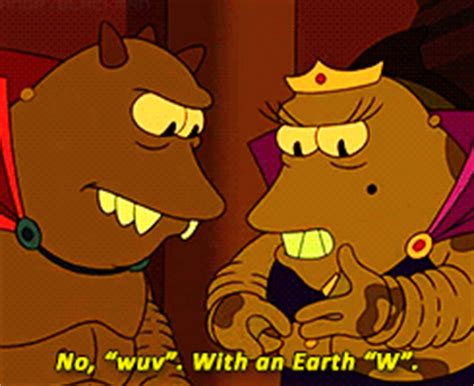 futurama valentines day quote gif mygifs gifs futurama s day gifs