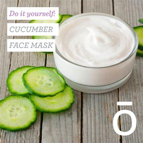 cucumber mask diy dōterra diy friday cucumber mask dōterra
