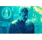 Wallpaper Blade Runner 2049 Harrison Ford Rick Deckard