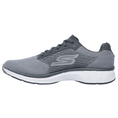 sports walking shoes skechers go walk sport lace up mens walking shoes