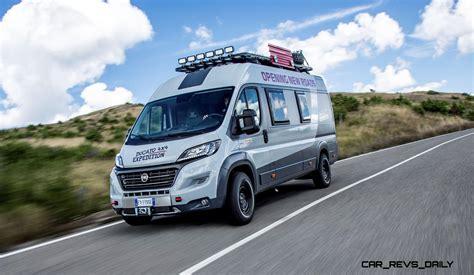 2015 fiat ducato 2015 fiat ducato 4x4 expedition concept teases new