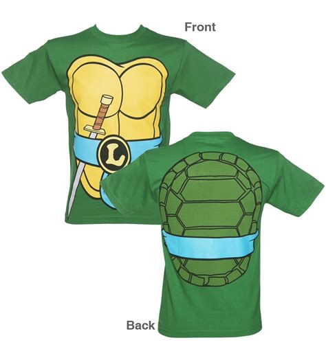 s green mutant turtles leonardo costume