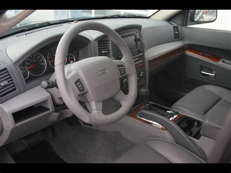 2005 Jeep Grand Interior by 2005 Jeep Grand By Startech Interior 1024x768 Wallpaper