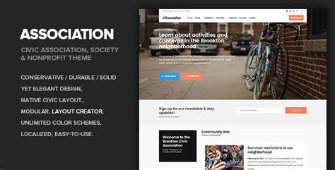 Association Website Template Wordpress Popteenus Com Alumni Association Website Templates Free