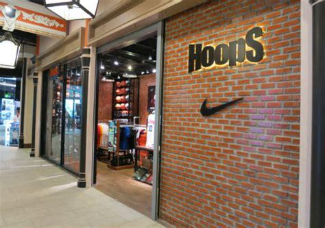 shoe stores basketball hoops basketball store at terminal 21 in bangkok