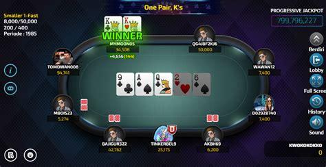 mainlah  situs idn poker deposit  pulsa termurah