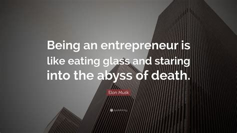elon musk quotes wallpaper elon musk quote being an entrepreneur is like eating
